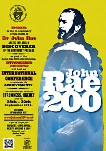 John Rae 200 Conference